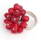 珊瑚戒指(可调节)