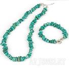 绿加力石套链