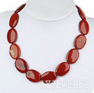 红云石项链
