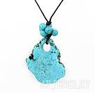 蓝松石项链