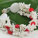 白珊瑚手链