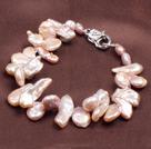 异形珍珠手链
