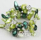 珍珠水晶手串