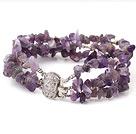 紫水晶手链
