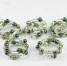 亚克力人造珍珠手环