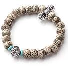星月菩提正月手链  配龙珠法器护身符