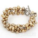 再生珍珠手链