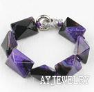 结晶玛瑙手链