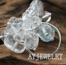 白水晶戒指