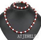 珍珠玛瑙套链