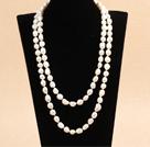 珍珠水晶玛瑙白珊瑚项链