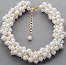 亚克力珍珠项链