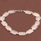 珍珠芙蓉石项链
