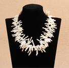 树枝状再生珍珠项链