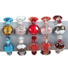 5条水晶珍珠琉璃手链(颜色随机)