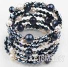 珍珠水晶手环