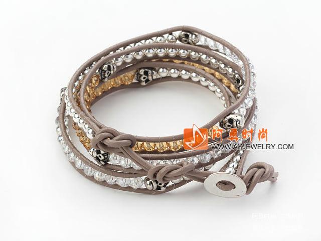 用银珠戒指绳怎么编的图解