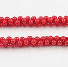 3*6mm红珊瑚花生