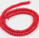 3*6mm碟形红珊瑚