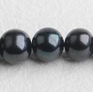 11-12mm天然黑珍珠
