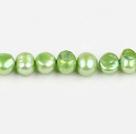 6-7mm苹果绿染色土豆珍珠
